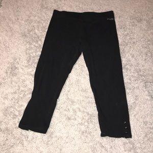 Calvin Klein Black Leggings